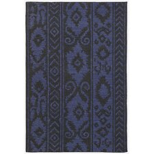 Urban Bungalow Blue Tribal Rug