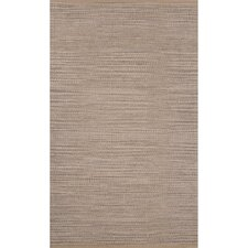 Himalaya Jute and Rayon Naturals Candied Ginger Area Rug