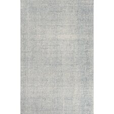 Britta Wool Hand Tufted Silver Area Rug