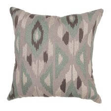Charmed Tribal Cotton Throw Pillow