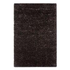 Nadia Ebony/Bleached Linen Area Rug