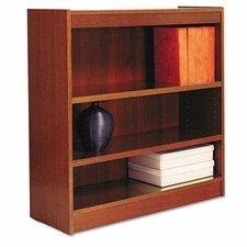 """Square Corner 35.87"""" Standard Bookcase"""