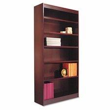 """Square Corner 72"""" Standard Bookcase"""