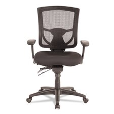 EX Series Mid-Back Mesh Multifunction Chair