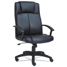 CL Series High-Back Leather Chair