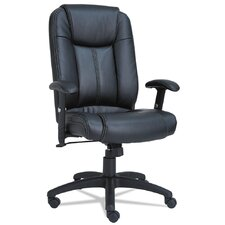 CC Series High-Back Executive Leather Chair