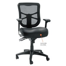 Elusion Series Mid-Back Mesh Multifunction Chair
