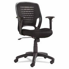Eikon Series Mid-Back Mesh Swivel / Tilt Task Chair
