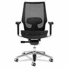K8 Series  Mesh back Ergonomic Multifunction Conference Chair