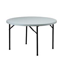 ValueLite Round Folding Table