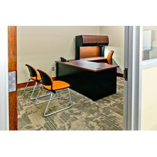 Torsion Full Sled Base Guest Chair