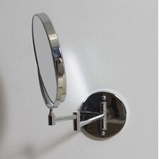 Round Magnifying Makeup Wall Mirror