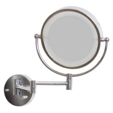 Round LED Wall Mirror