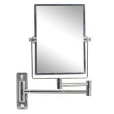 Rectangle Magnifying Makeup Wall Mirror