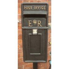 Replica Royal Post Box with Lock