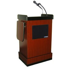 Multimedia Computer Full Podium