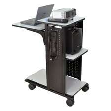 Mobile Presentation AV Cart