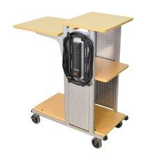 Mobile Presentation AV Cart