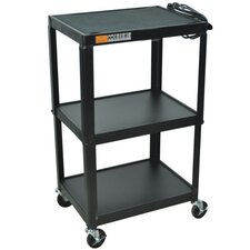 Industrial AV Cart