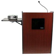 Multimedia Presentation Full Podium