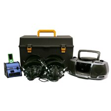 Digital Audio 6 Station Listening Center