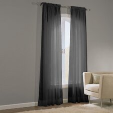 Basic Elegance Curtain Panels (Set of 2)