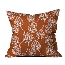 Adrien Lewis- Bice Cotton Throw Pillow