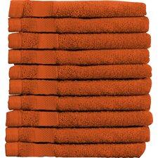 Sandra Venditti Bamboo Rayon Wash Cloth (Set of 10)