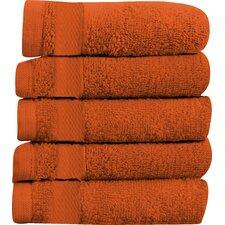 Sandra Venditti Bamboo Rayon Hand Towel (Set of 5)