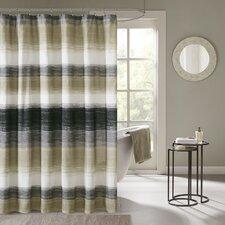 Saben Printed Shower Curtain