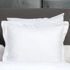 Kissenbezug Uni Stripe aus 100% Baumwolle