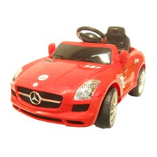 Mercedes Benz Sports Coupe Battery Powered Car
