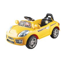 Yellow Canary Battery Powered Car