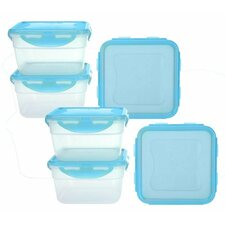 40 Oz. Food Storage Container (Set of 6)