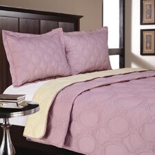 Hotel Livingston 3 Pieces Coverlet