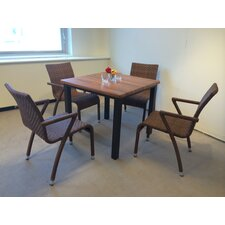 Topalit 5 Piece Dining Set