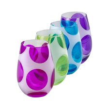 Globo 8 Piece Beverage Glass Set