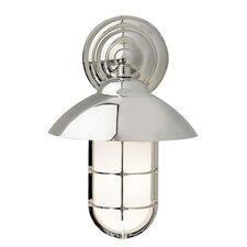 Admiral Classic 1 Light Wall Lantern