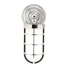 Admiral Simple 1 Light Wall Lantern