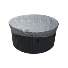 7 ft Round Spa Cover Guard