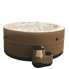 Swift Current 5 Person 88 Jet Portable Foam Spa