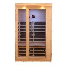 Huron 2 Person Carbon Far Infrared Sauna