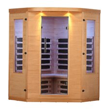 Aspen 4 Person Carbon Far Infrared Sauna