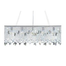 Sofia 5 Light Crystal Chandelier