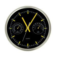 """10.1"""" Round """"Speedometer"""" Wall Hanging Clock"""