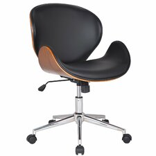 Bentwood Mid-Back Task Chair
