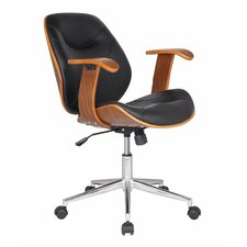 Bentwood Task Chair with Arms