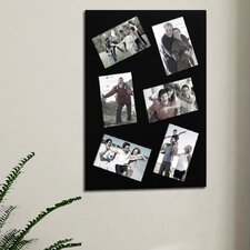 6 Opening Decorative Rectangular Wall Hanging Collage Picture Frame