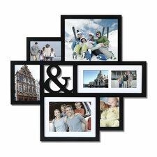 7 Opening Wall Hanging Collage Picture Frame