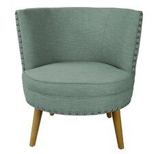 Round Leisure Slipper Chair